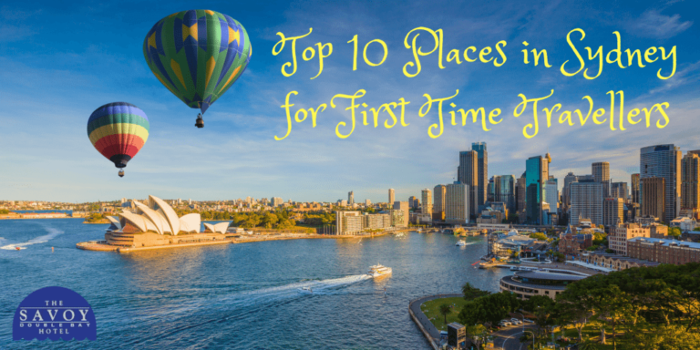 10 Places First-Time Travellers to Sydney Should Visit