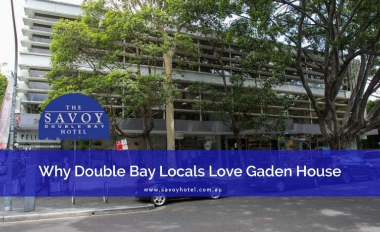 Why Double Bay Locals Love Gaden House