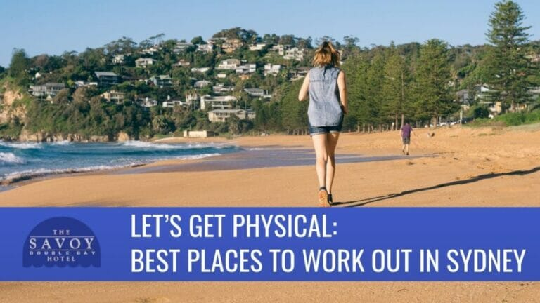 Let's Get Physical: Best Places to Work Out in Sydney