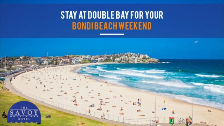 Stay at Double Bay for Your Bondi Beach Weekend