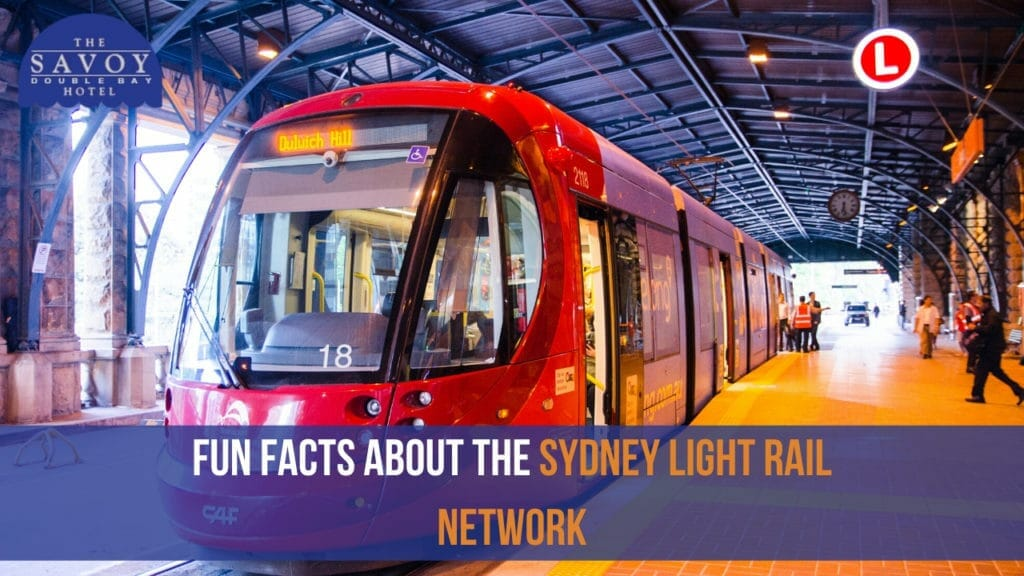 Fun Facts about the Sydney Light Rail Network