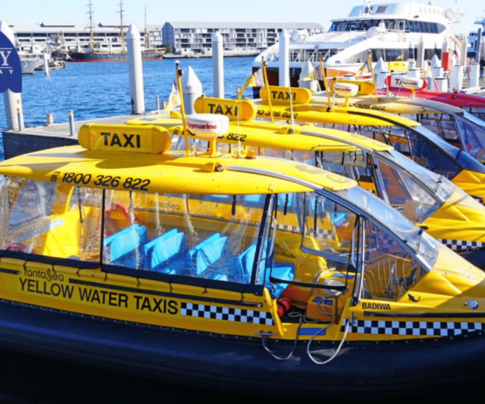 Taxis Transport Double Bay Sydney - The Savoy Hotel