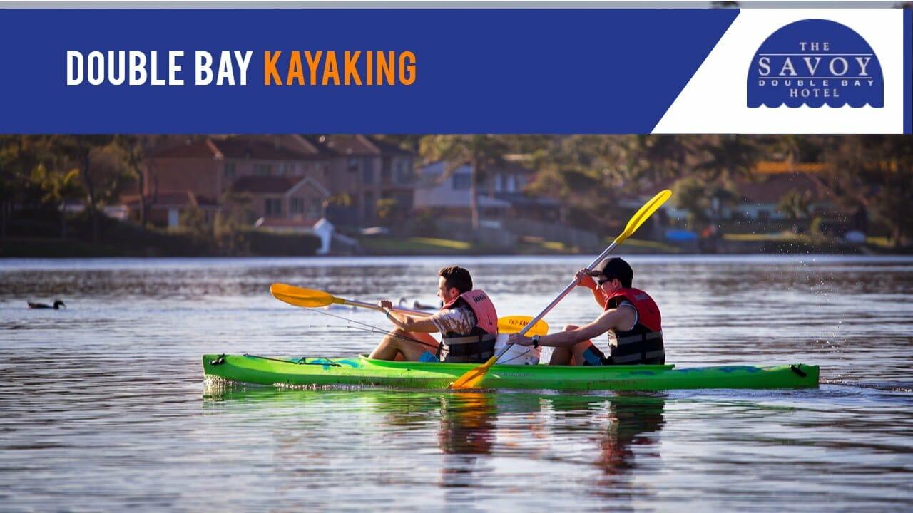The Best Water Activities You Should Try in Double Bay - Water Activities