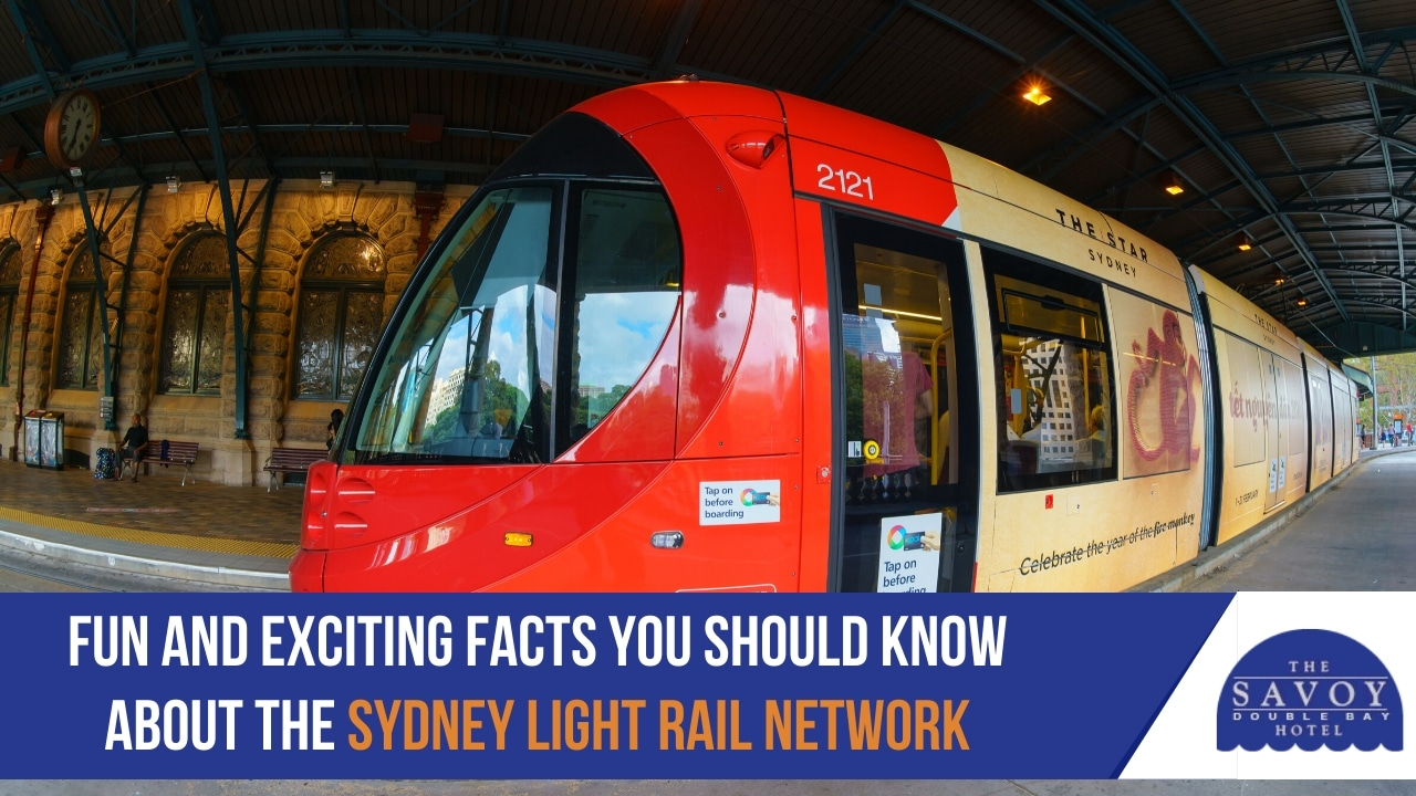 Fun and Exciting Facts You Should Know about the Sydney Light Rail Network