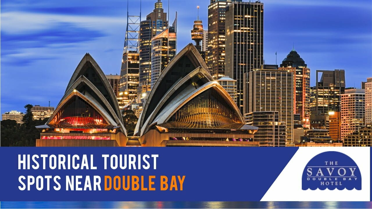 Discover History around Double Bay - Discover History