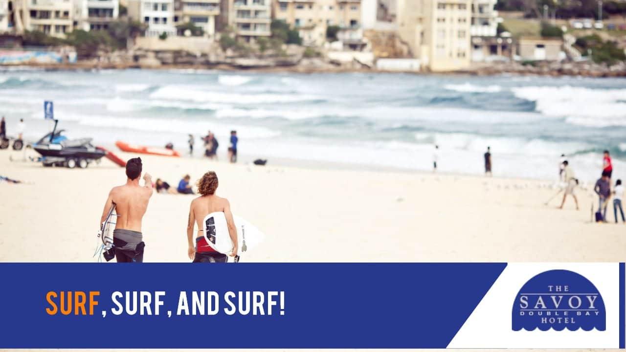 Stay at Double Bay for Your Bondi Beach Weekend - Bondi Beach Weekend