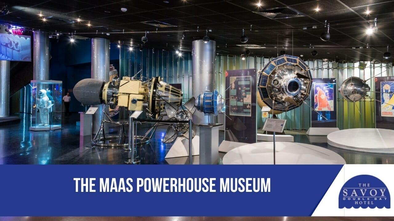 The MAAS Powerhouse Museum