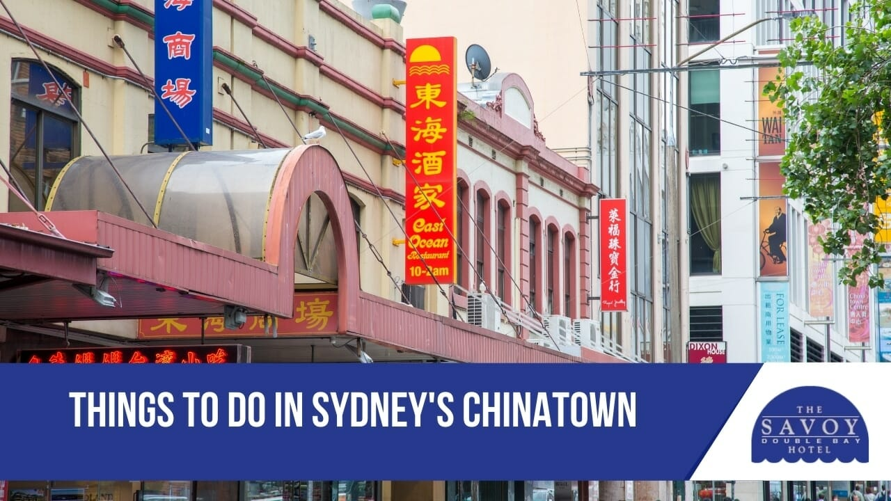 Things to do in Sydney's Chinatown