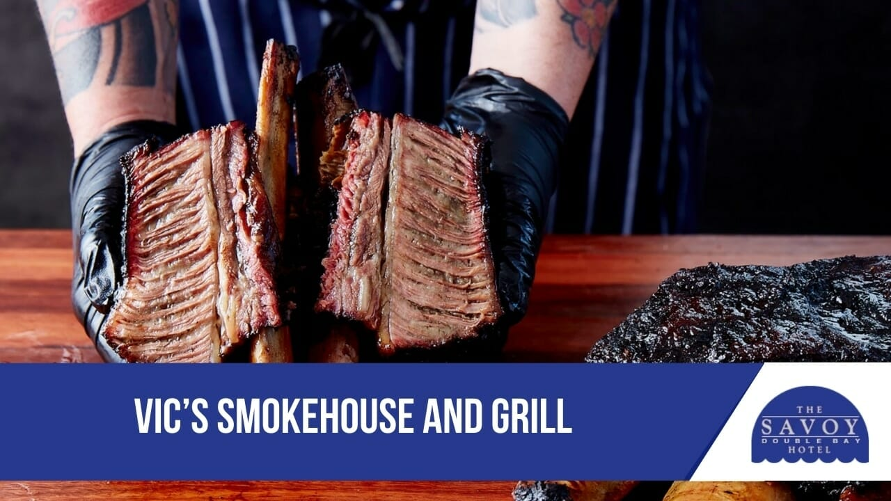 Vic's Smokehouse and Grill