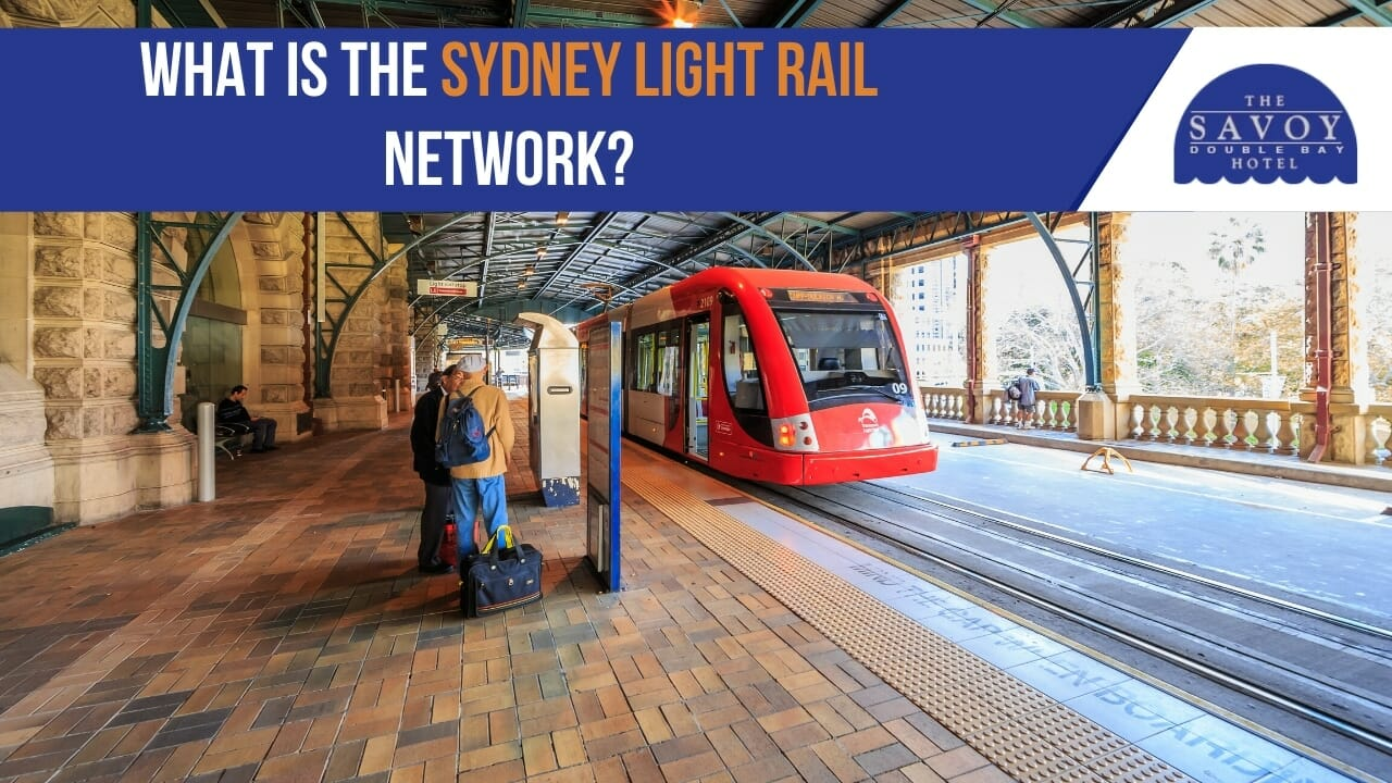 What is the Sydney Light Rail Network