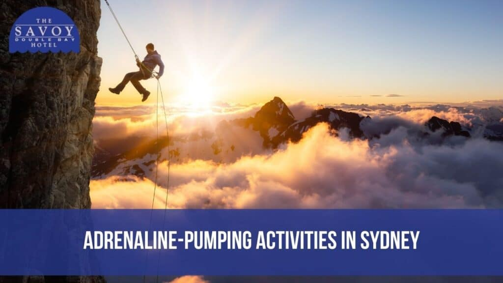 Adrenaline-Pumping Activities in Sydney