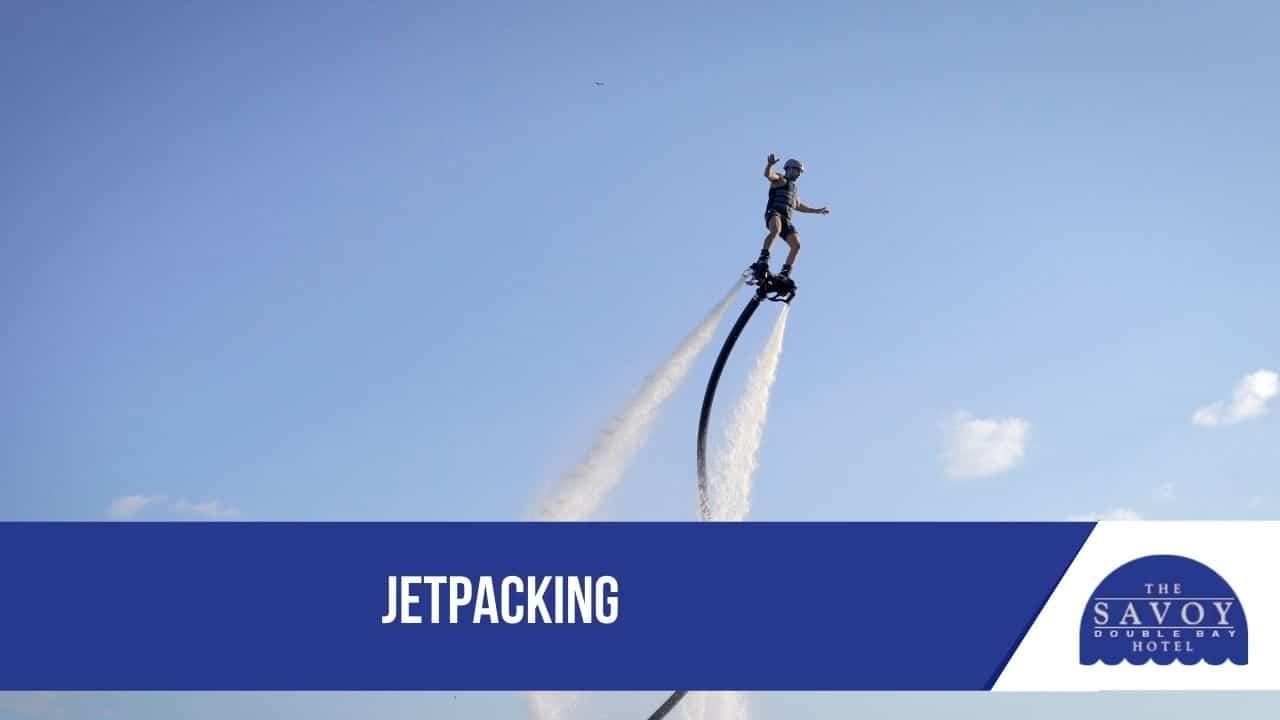 Jetpacking