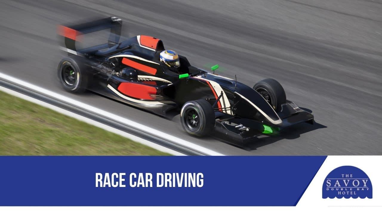 Race Car Driving