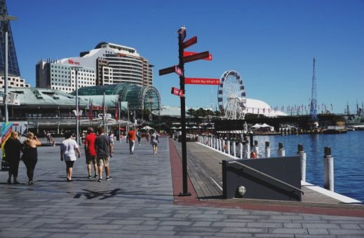 Exploring Sydney and Double Bay - The Savoy Hotel